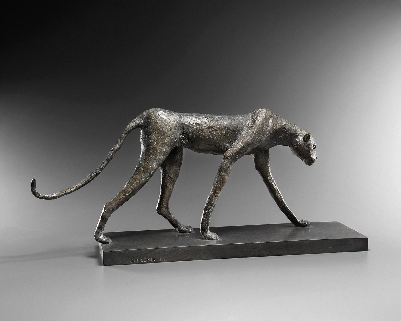 Arabian Panther bronze -25hx56Lx25p