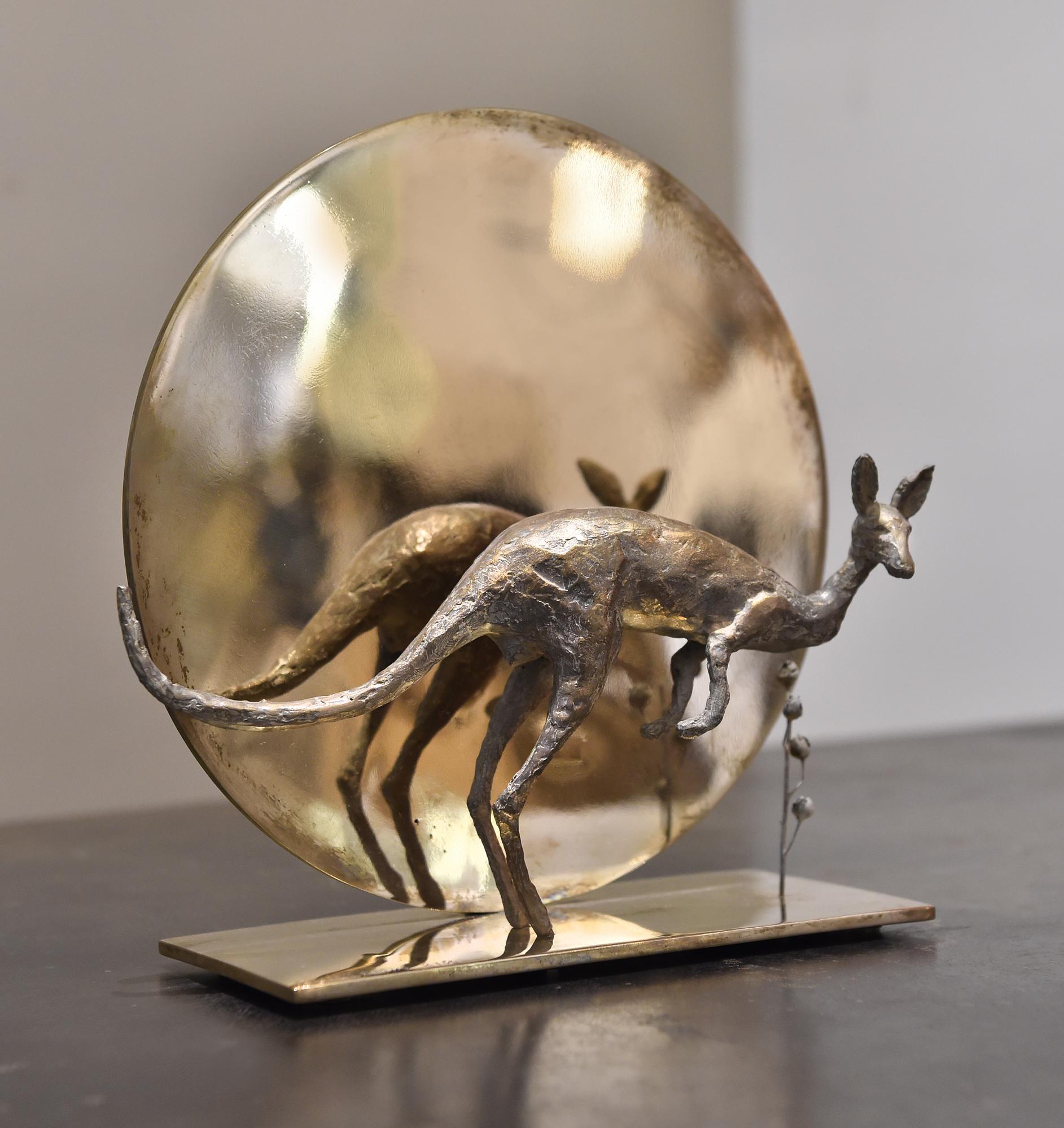 Sydney :miroir sculpture CH Guillemin profil.BDjpg